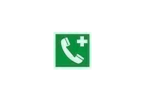 Signs - Emergency telephone