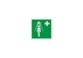 Signs - Emergency shower