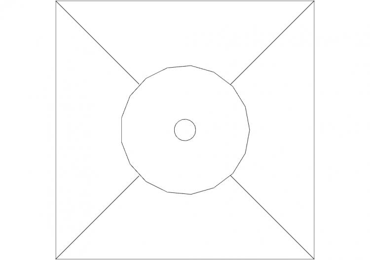Simboli elettrici dwg lavastoviglie acca software for Muretto recinzione dwg