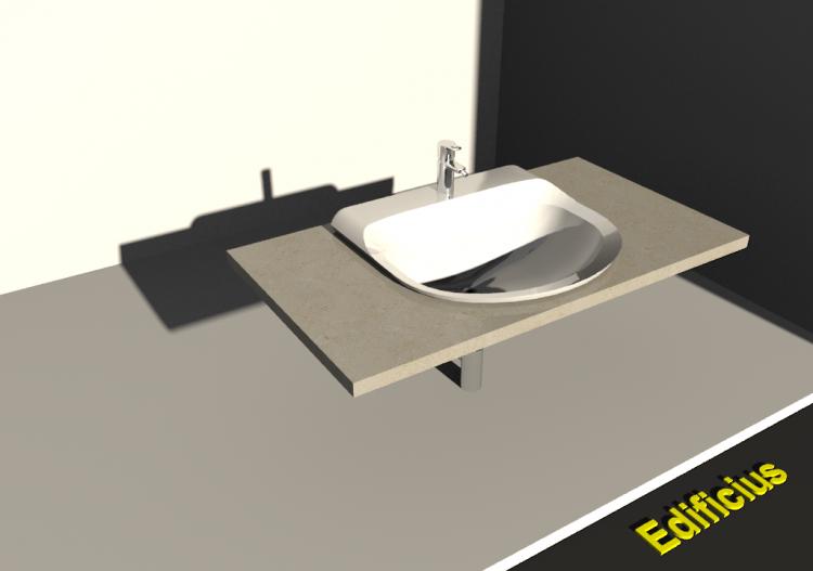 Lavandino bagno sospeso acca software - Lavandino bagno sospeso ...