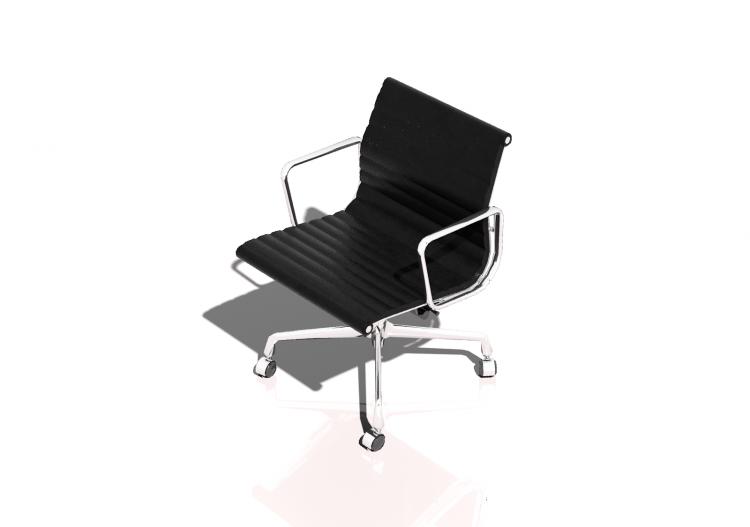 Sedie Ufficio Vitra : Sedie d sedia razze con braccioli vitra aluminium