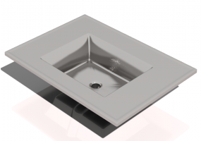 3D Sinks - Single Basin