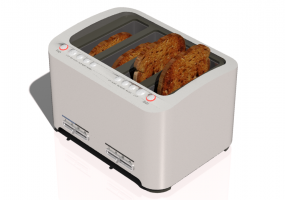 3D Accessories - Toaster