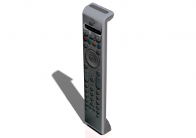 3D Electronic Devices - IR Remote Control