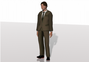 3D People - Mark