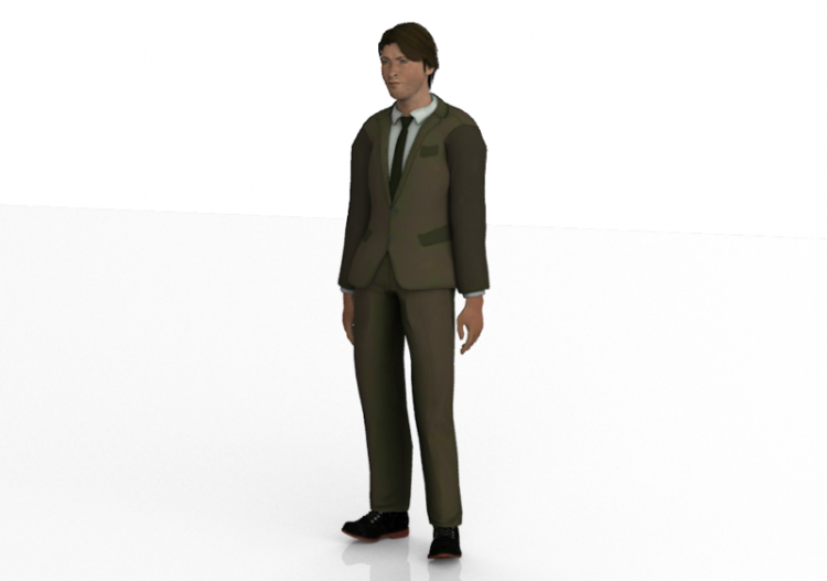 Personas 3D - Marco - ACCA software