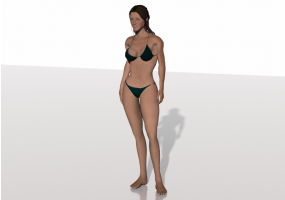3D People - Giulia