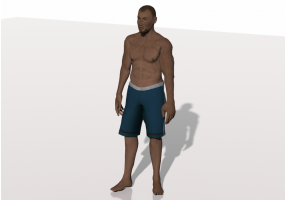 3D People - Nick
