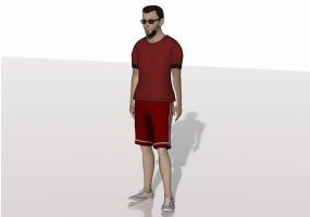 3D People - Simon