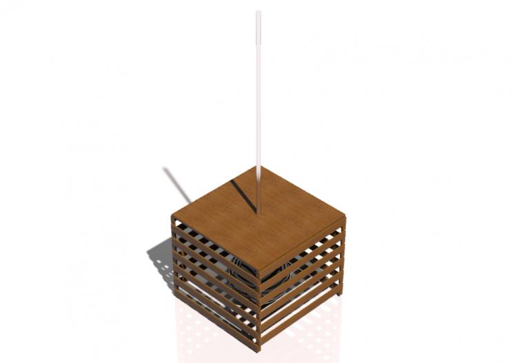 Lampadario In Legno Design : Lampadario design con corpo in legno acca software