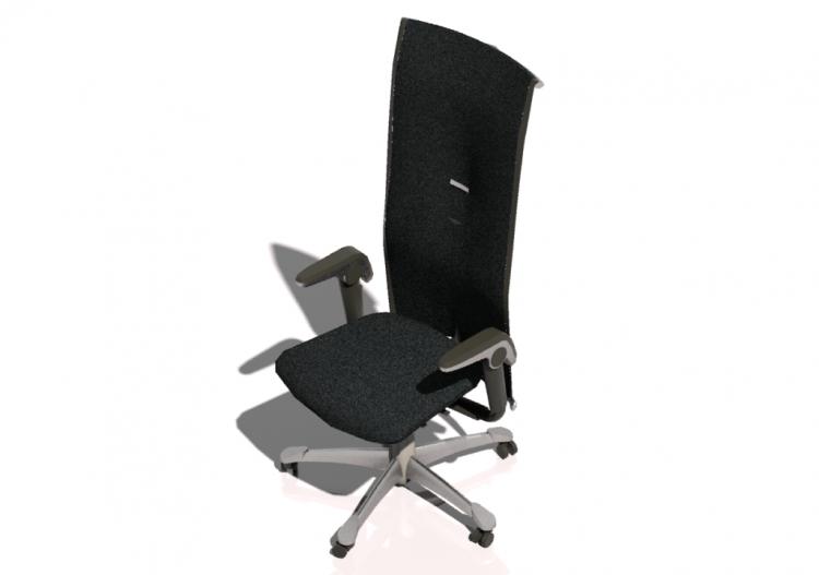 Sedie Da Ufficio Hag : D chairs sedia da ufficio håg h cgm inspiration