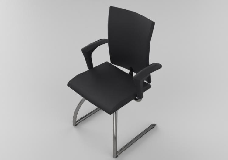 Hag Sedie Per Ufficio.Sedie 3d Sedia Da Ufficio In Tessuto E Acciaio Cgm