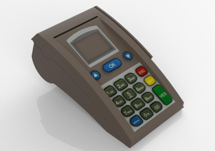3D Elektronische Geräte - POS - ACCA software