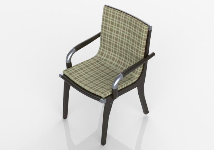 Sedie 3D - Sedia in legno massello - Sierra - 22020BTKT -...