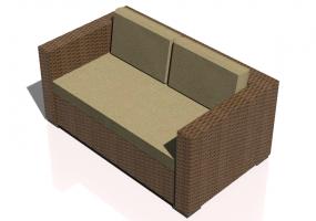 Modelli 3d arredo giardino acca software for Sedie design 3d