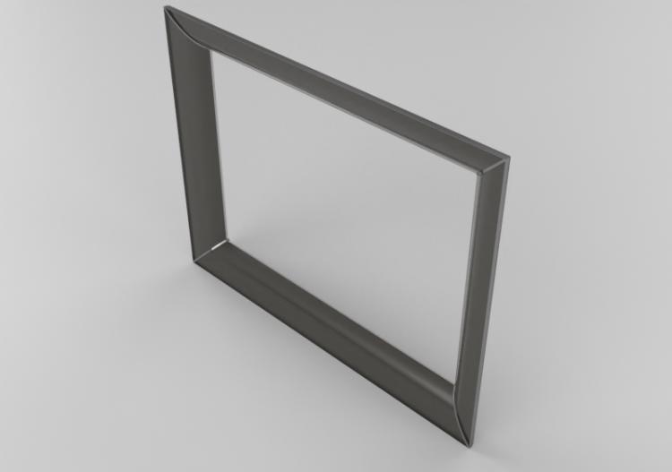 Bathroom Mirrors.3d Mirrors Bathroom Mirror 900x700cm Fiora Irett03