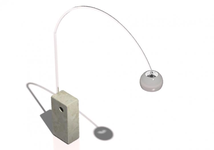 Lampada arco della flos new flos lighting international dealer