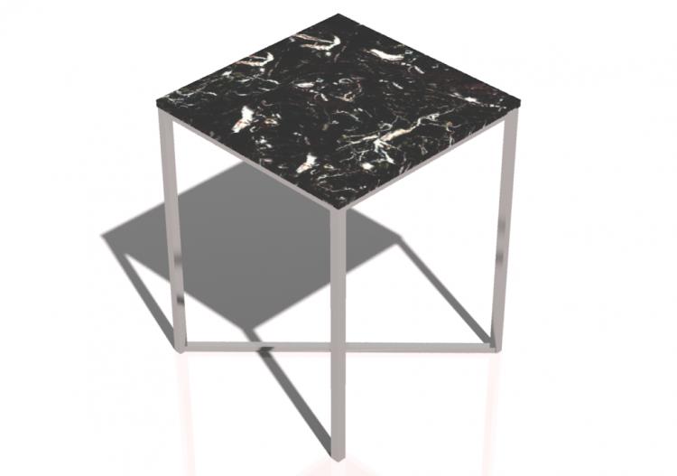 tables 3d petite table carr e 40x40x50cm natuzzi. Black Bedroom Furniture Sets. Home Design Ideas