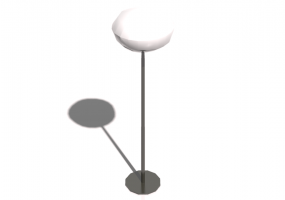 3D Stehlampe - Stehlampe - Natuzzi - Astra - L489PG