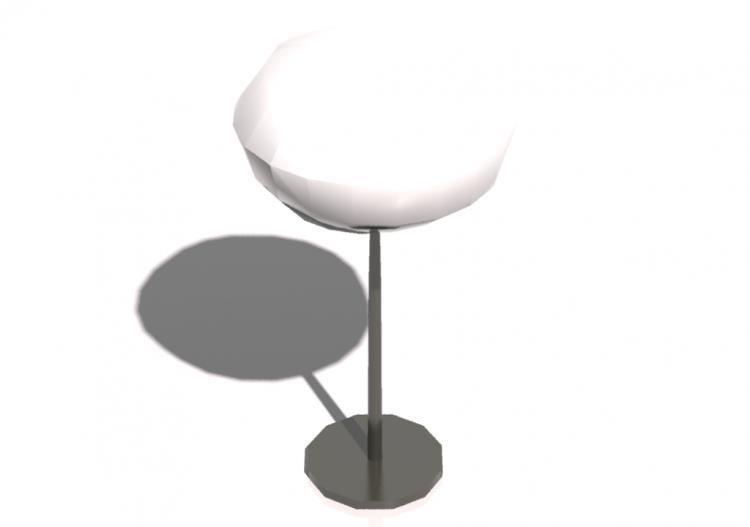 Lampada da tavolo 3d lampada da tavolo natuzzi astra