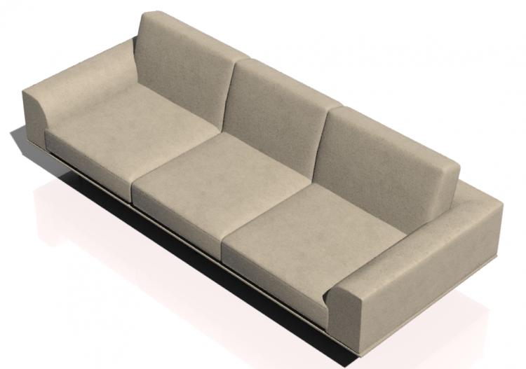 Divani 3d divano tre posti in pelle natuzzi gi - Divano pelle natuzzi ...