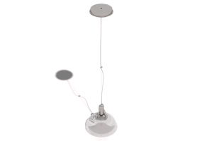 3D Ceiling Lamp - Lamp 80cm – Lumina – Galileo