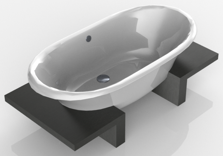 Vasche da bagno gallery of vasche da bagno design free standing