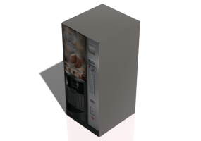 3D Electrical Appliances - Vending Machine