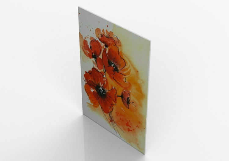 Quadri 3d quadro da salotto moderno acca software for Quadri per salotto moderno