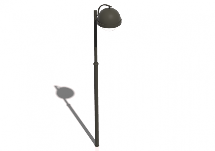 3d stra enlanternen laterne mit einer lampe hobbyka. Black Bedroom Furniture Sets. Home Design Ideas