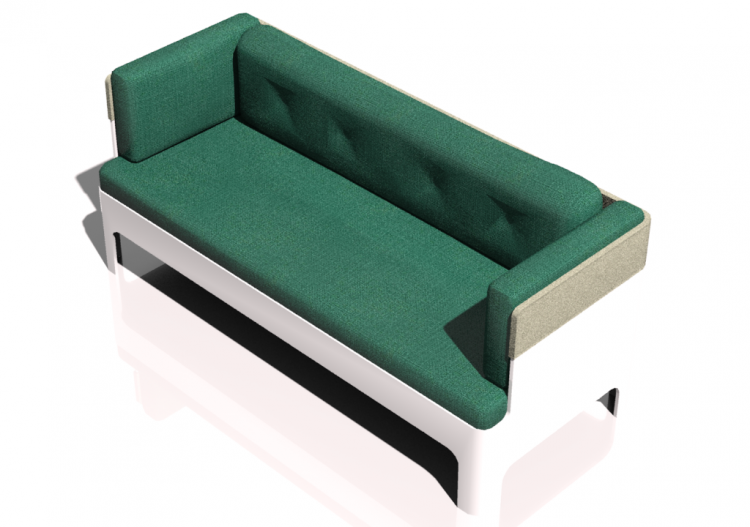 Divani 3d divano con struttura in legno bla station - Divano ikea con struttura in legno ...