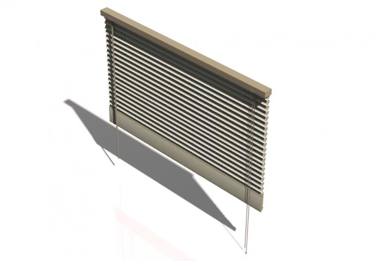 Accessori 3d tapparelle orientabili acca software for Blocchi per tapparelle
