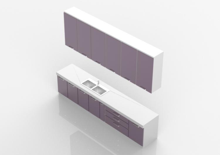 Cocinas 3d mueble de cocina acca software for Software cocinas 3d