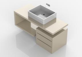 Modelli 3d arredo bagno acca software for Arredo bagno 3d