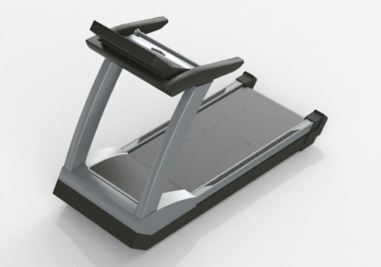 fitness 3d tapis roulant - Tapis Roulant