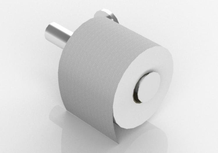 Rotoli Di Carta Igienica : Accessori d rotolo di carta igienica acca software