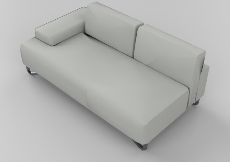 Chairs And Sofas 3d Two Seater Sofa Natuzzi Fly