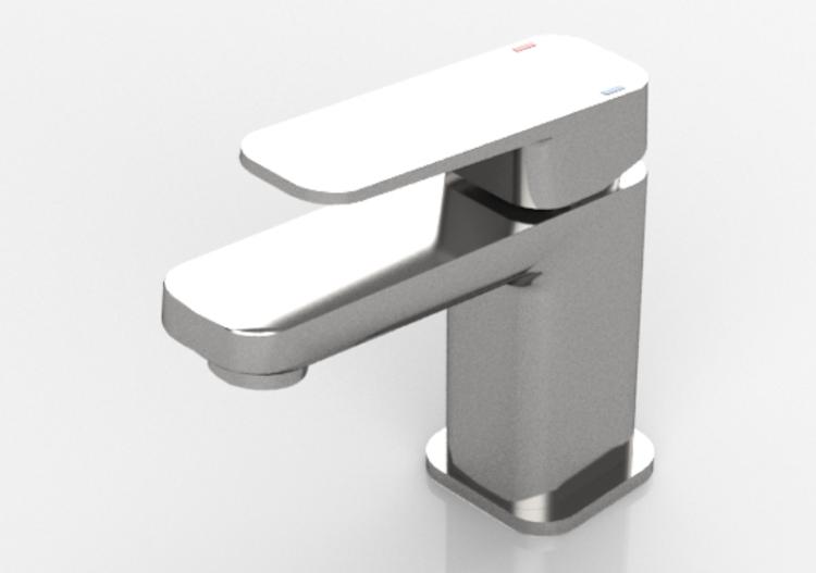 3D Taps - Bidet mixer - Ideal standard – Tonic II – A6330 -...