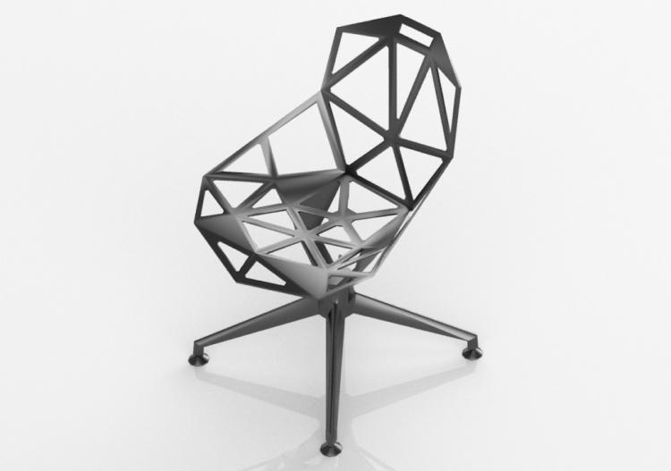 3d st hle stuhl herman miller magis acca software. Black Bedroom Furniture Sets. Home Design Ideas