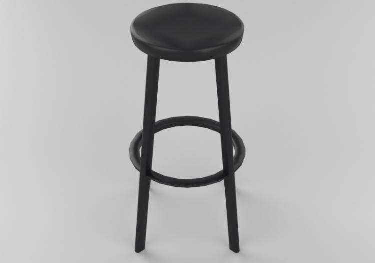 Pleasing 3D Chairs Stool Herman Miller Deja Vu Acca Software Pdpeps Interior Chair Design Pdpepsorg