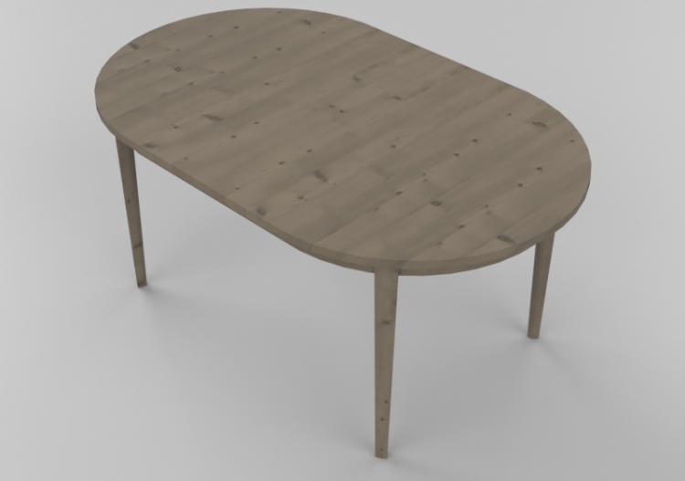 Tavoli 3D - Tavolo in massello di betulla - Stolab -...