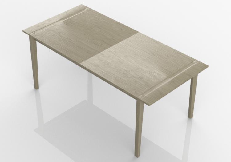Tavoli 3D - Tavolo in massello di betulla - Stolab - Please...