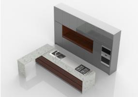 Modelli 3d arredo cucina acca software - Software cucine 3d ...