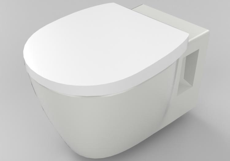 Ideal Standard Bidet Connect.3d Vases Wall Hung Toilet Bowl Ideal Standard Connect
