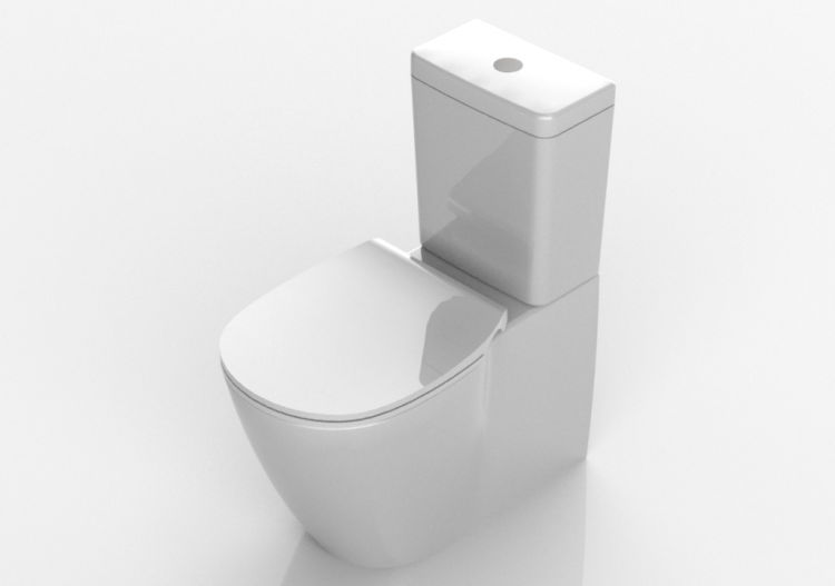 Ideal Standard Toilet : D vases floor mounted toilet bowl ideal standard