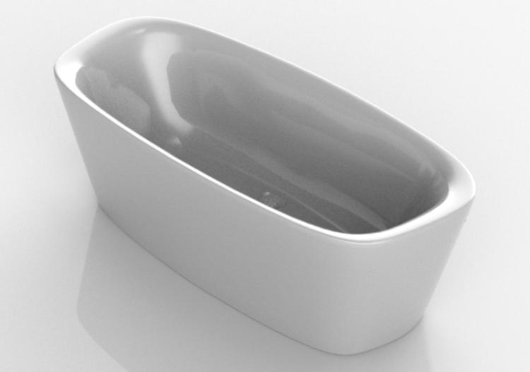 Vasche da bagno 3d vasca da bagno ideal standard dea - Rubinetti bagno ideal standard ...
