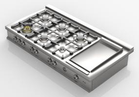 Lofra acca software s p a - Cucina con piastra elettrica ...