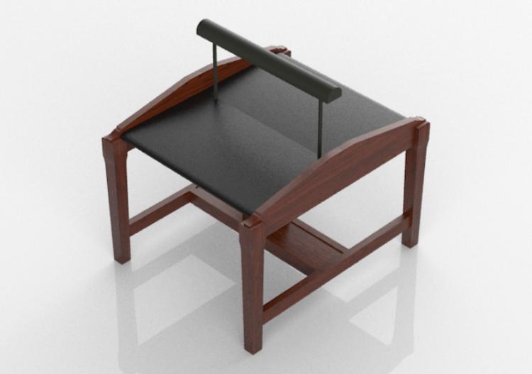Mobili d scrivania in legno massello thos moser
