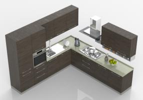 Cucine 3d cucine acca software for Software di progettazione domestica moderna