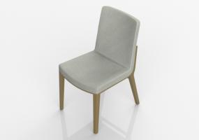 Sedie 3D - Sedia in legno - Ton - 313/623